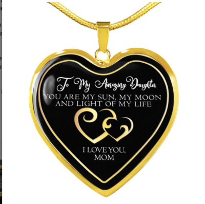 """""""To My Daughter You Are My Sun, My Moon and Light Of My Life I Love You Mom"""" -  Screen Shot 2019 12 07 at 8.43.28 AM"""