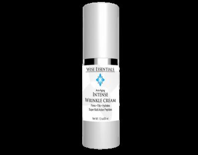 Retinol Intense Face Moisturizer Cream -  Intense wrinkle cream with Icons clipped rev 1 e1584103517517